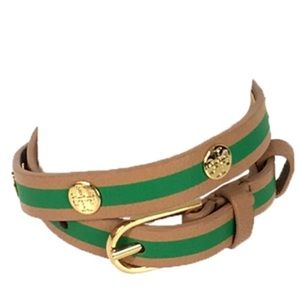 Tory Burch double band bracelet